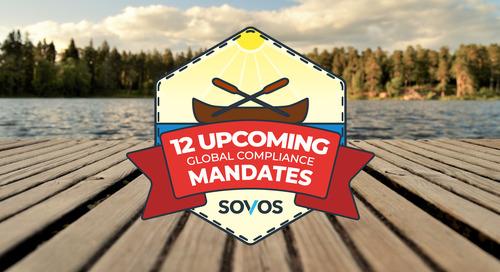 Summer Webinar Series: 12 Upcoming Global Mandates