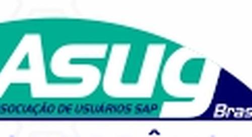 21ª Conferência Anual ASUG | 7 de Novembro | São Paulo, Brasil