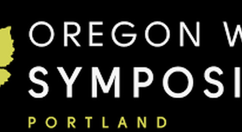 2019 Oregon Wine Symposium | Feb 12-13 | Portland, OR