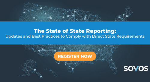 Webinar: The State of State Reporting: Updates and Best Practices to Comply with Direct State Requirements