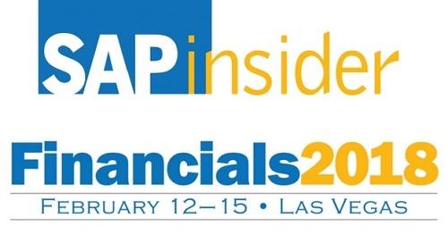 Financials 2019 | Mar 19-21 | Las Vegas, NV