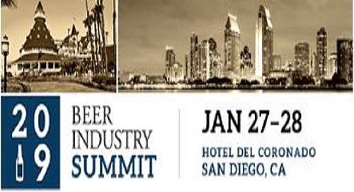 Beer Industry Summit | Jan 27-28 | San Diego, CA