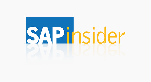 Webinar with SAPinsider: Cover Your Bases: Why Tax Compliance Must be Embedded In AP Automation