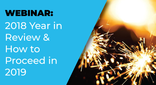 eInvoicing Webinar: 2018 Year in Review & How to Proceed in 2019
