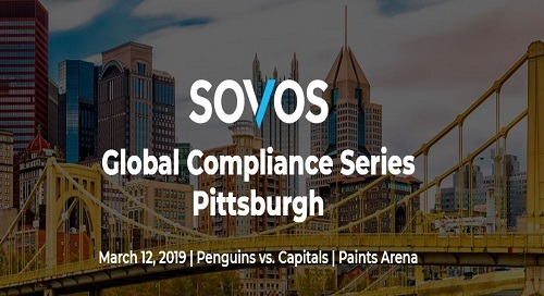 Sovos GCS Pittsburgh | Mar 12 | PPG Paints Arena | Pittsburgh, PA