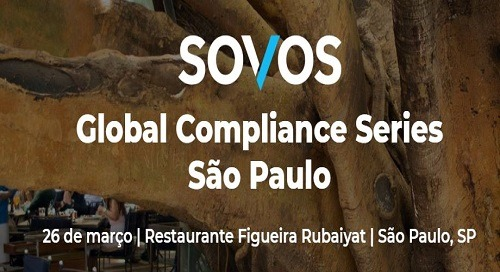 Sovos GCS Sao Paulo | Mar 26 | Figueira Rubaiyat | Sao Paulo, SP