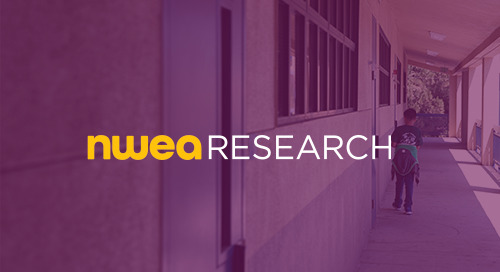 New Research from NWEA Projects Major Academic Impacts from COVID-19 Closures for Students, Especially in Mathematics