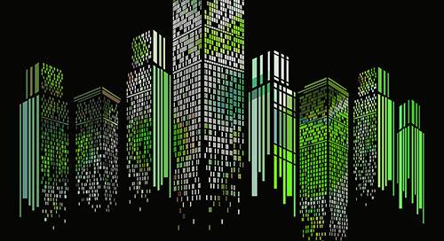 高效率、低成本建築物的彈性物聯網軟體關鍵