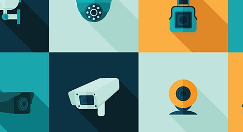 太陽能供電的攝影機讓監視錄影更簡單