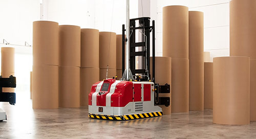 使工廠 AGV 更安全可靠