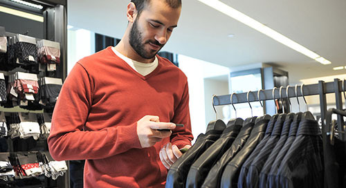 軟體整合實體和線上零售資料,最佳化服務品質