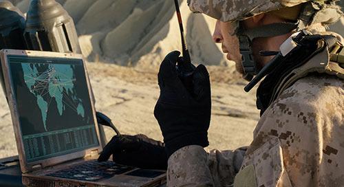 將資料中心運算帶到戰術邊緣