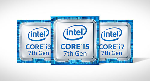 第 7 代 Intel® Core™ 處理器主攻影片效能