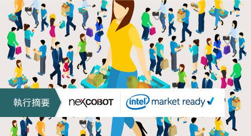 「智慧型產品架」在商店走道就能進行客戶分析