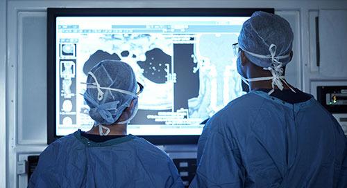 AI 革命推動醫療成像技術向前邁進