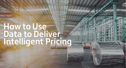 How to Use Data to Deliver Intelligent Pricing