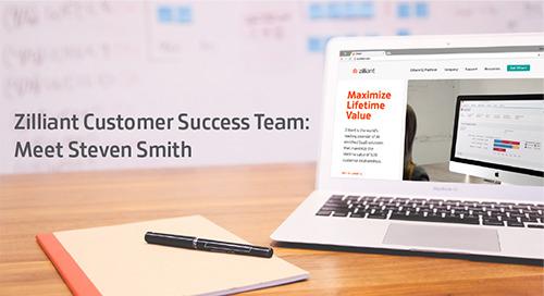 Zilliant Customer Success Team: Meet Steven Smith