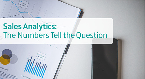 Sales Analytics: The Numbers Tell the Question