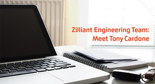 Zilliant Engineering Team: Meet Tony Cardone