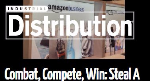 Combat, Compete, Win: Steal a Page from the Amazon Business Playbook