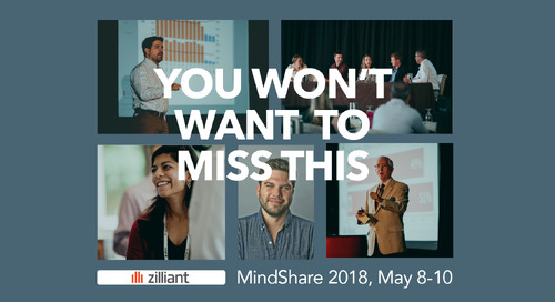 Top 10 Reasons to Attend MindShare