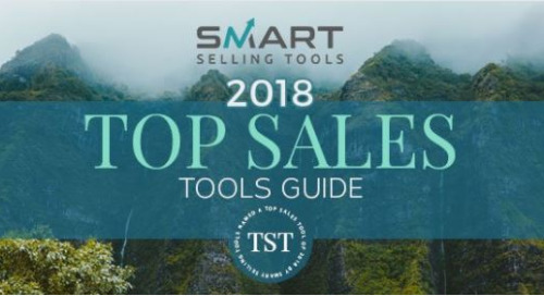 2018 Top Sales Tools Guide