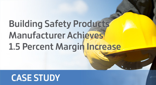 Building Safety Products Manufacturer Achieves 1.5 Percent Increase