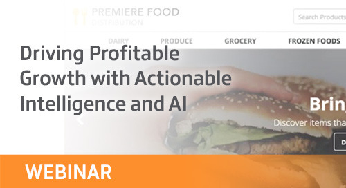 Driving Profitable Growth with Actionable Intelligence and AI