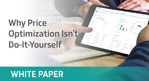 Why Price Optimization Isn't Do-It-Yourself