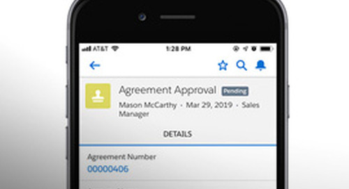 Zilliant Deal Manager: Manage Quotes and Agreements