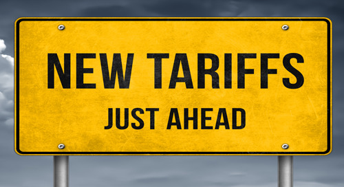 Tariff Series - Best Practices for B2B Distributors and Manufacturers in a Tumultuous Time