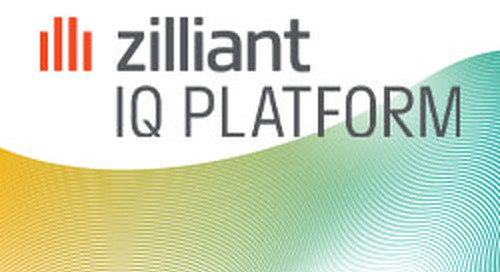 B2B Companies Can Tap into the Cloud-Native Zilliant IQ Platform™ to Build SmartApps