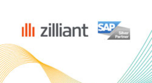 Reimagine eCommerce in Industrial Manufacturing with Zilliant & SAP – A Virtual Event