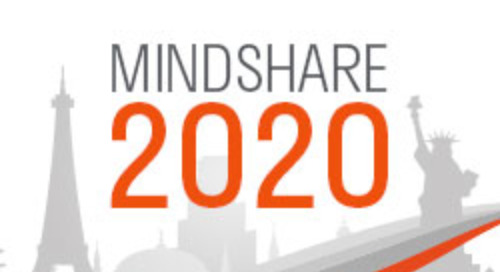 MindShare 2020 is Almost Here: Compelling Customer Stories, Delivered Virtually