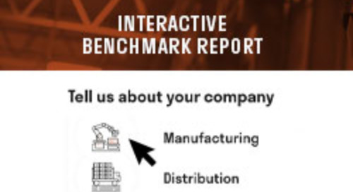 The 2020 Global B2B Benchmark Report is Here and It's Interactive
