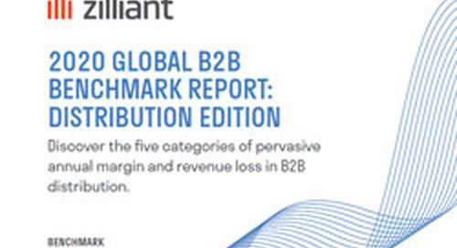 Distribution Edition: 2020 Global B2B Benchmark Report