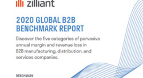 2020 Global B2B Industry Benchmark Report