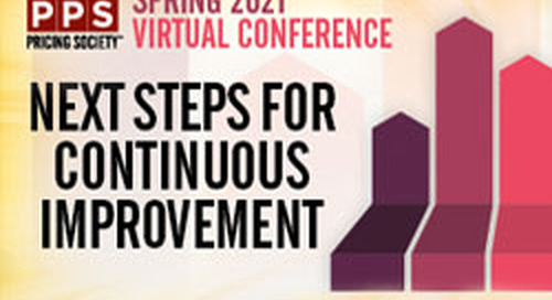 Catch Zilliant Thought Leaders at #PPSVirtual21