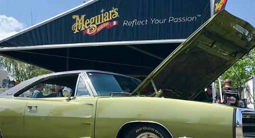 Meguiar's Canada : Venez nous voir dans le cadre du circuit des salons de l'automobile 2019