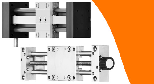 Belt-Driven Actuators vs. Lead Screw Systems