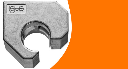 Lower Drive Force and Friction with Hybrid Linear Bearings