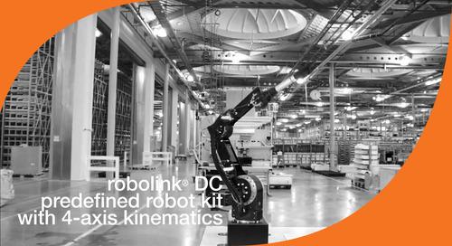 igus® robolink 4DOF and 5DOF Robot