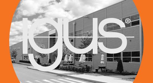 igus® Inc. corporate video - 30 years in North America