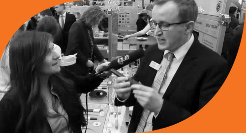 Hannover Messe 2016 Interview 3D printing Tom Krause