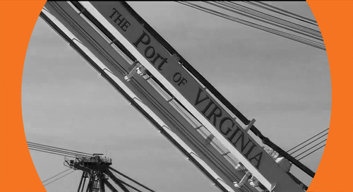 Port of Virginia Crane Technology [Preview]