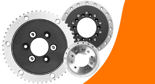 Four Ways to Drive a Slewing Ring Bearing
