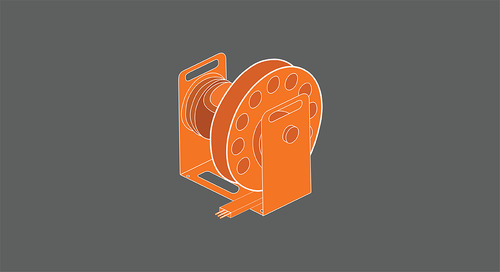 e-spool: The next generation of the cable reel