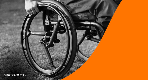 The wheelchair redefined with igus® bearings