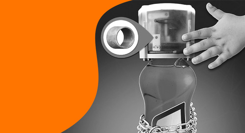 igus® component helps students design award-winning child-proof lock
