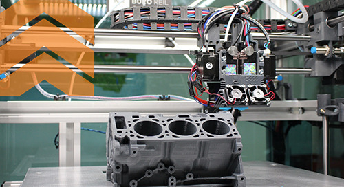 What are the different types of industrial robots?